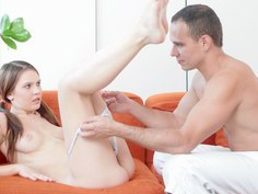 Beautiful porn video of Timea Bela shagging