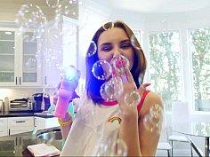 Poking bubbles