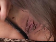 Horny and hot babes gave her more than birthday surprise